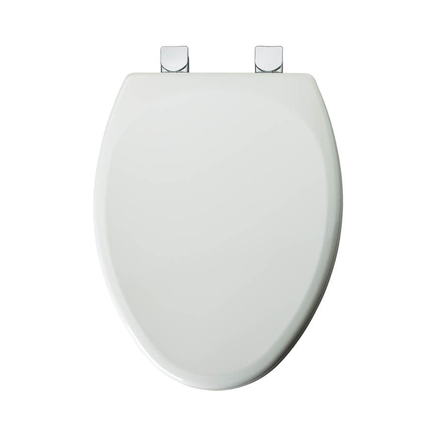 Mayfair Wood Elongated Toilet Seat