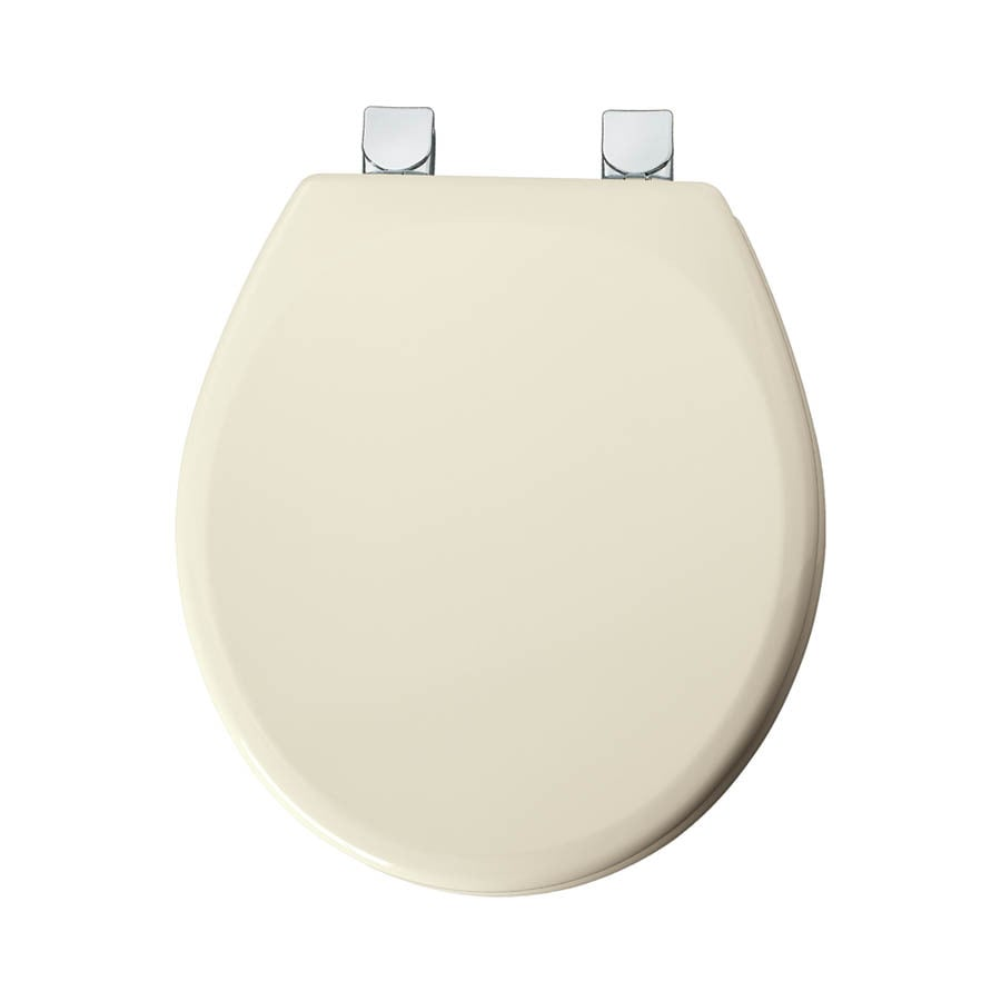 Mayfair Wood Round Toilet Seat