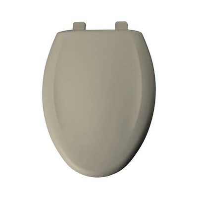 Terrific Bemis Bone Plastic Elongated Toilet Seat At Lowes Com Creativecarmelina Interior Chair Design Creativecarmelinacom