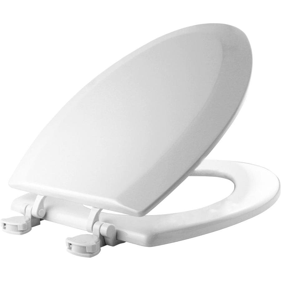 Church Wood Elongated Toilet Seat. Shop Church Wood Elongated Toilet Seat at Lowes com