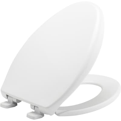 Incredible Hospitality Plastic Elongated Slow Close Toilet Seat Ibusinesslaw Wood Chair Design Ideas Ibusinesslaworg