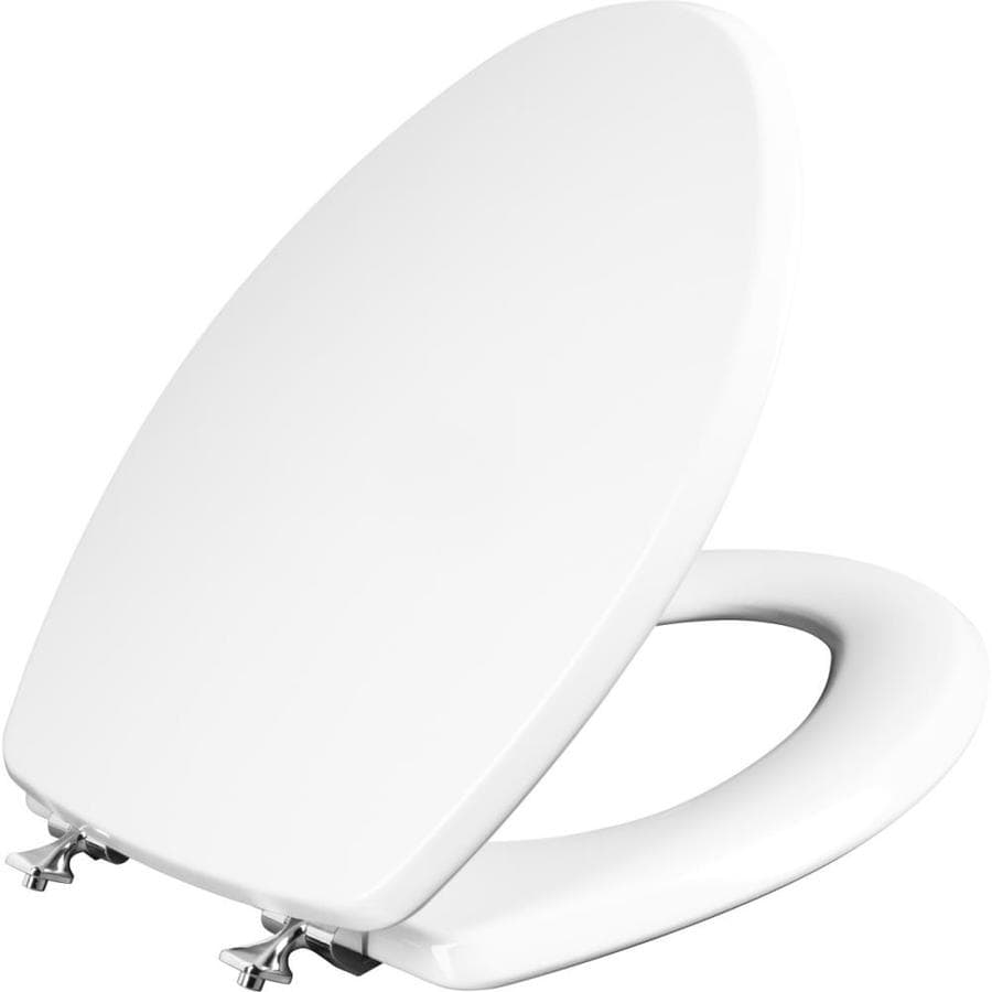 Church Wood Elongated Toilet Seat. Shop Toilet Seats at Lowes com