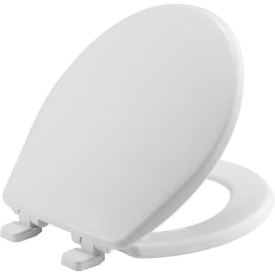 Peachy Plastic Round Slow Close Toilet Seat Frankydiablos Diy Chair Ideas Frankydiabloscom
