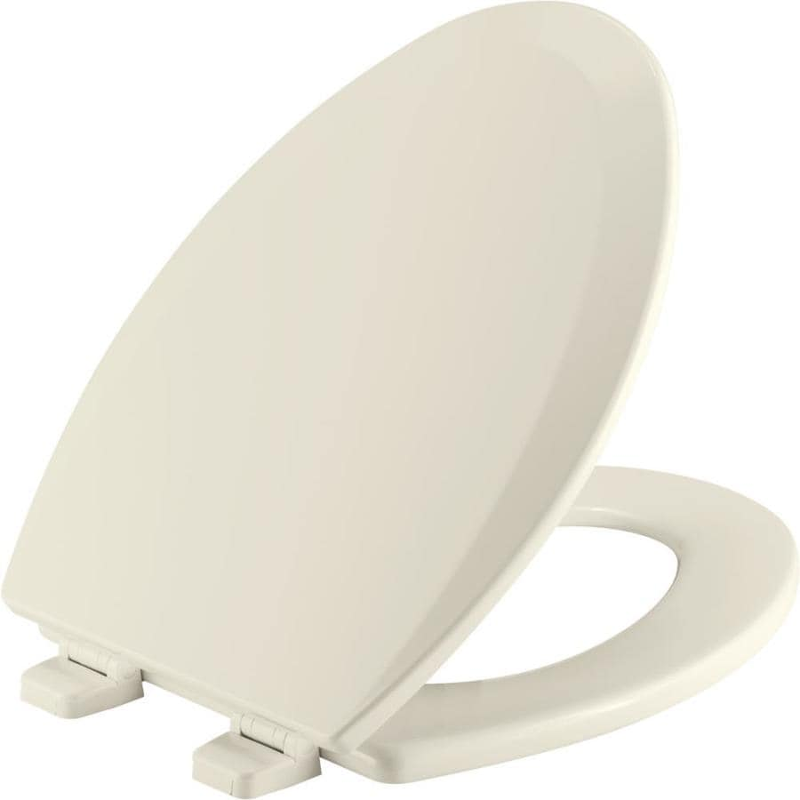 Bemis Wood Elongated Toilet Seat At Lowes Com