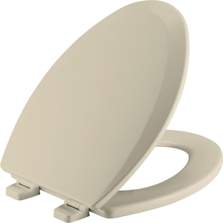 Church Wood Elongated Toilet Seat
