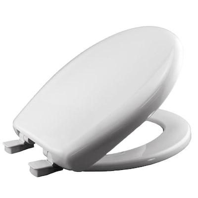 Terrific Plastic Round Slow Close Toilet Seat Creativecarmelina Interior Chair Design Creativecarmelinacom