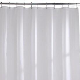 Style Selections Eva/Peva Shower Liner 72 In X 70 In