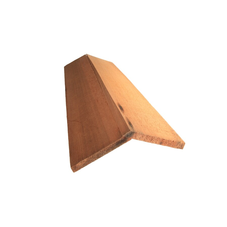 Natural Cedar Untreated Siding Shingles