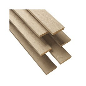 Wood Siding Amp Accessories At Lowesforpros Com