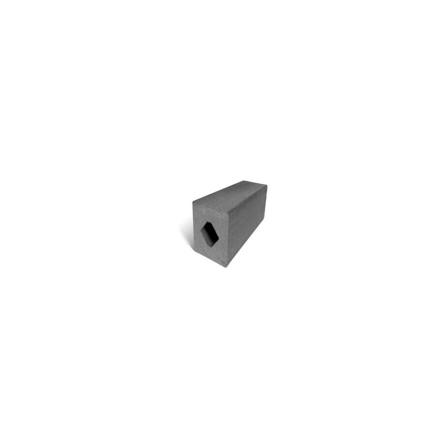 ChoiceDek Composite Deck Post (Actual: 4.18-in x 51-ft)