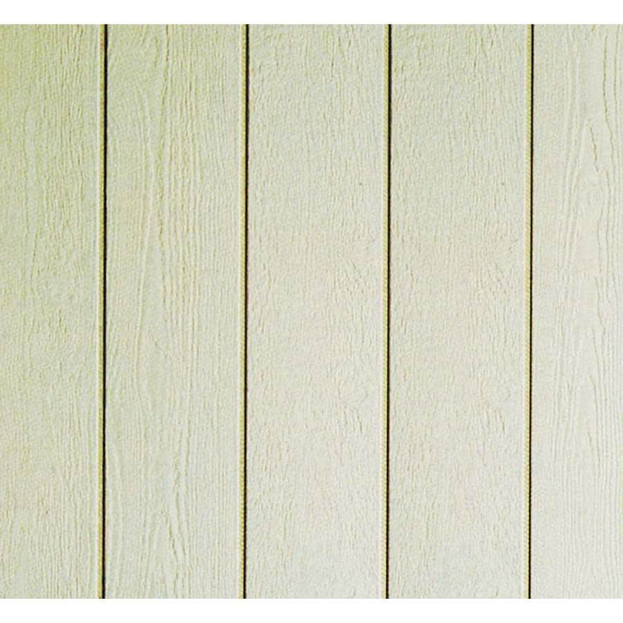 Wood siding engineered panels