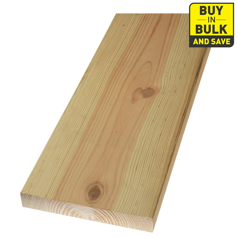 (Common: 2-in x 10-in x 10-ft; Actual: 1.5-in x 9.25-in x 10-ft) Lumber