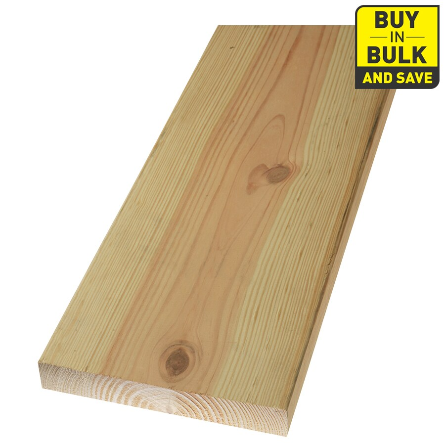 (Common: 2-in x 10-in x 12-ft; Actual: 1.5-in x 9.25-in x 12-ft) Lumber