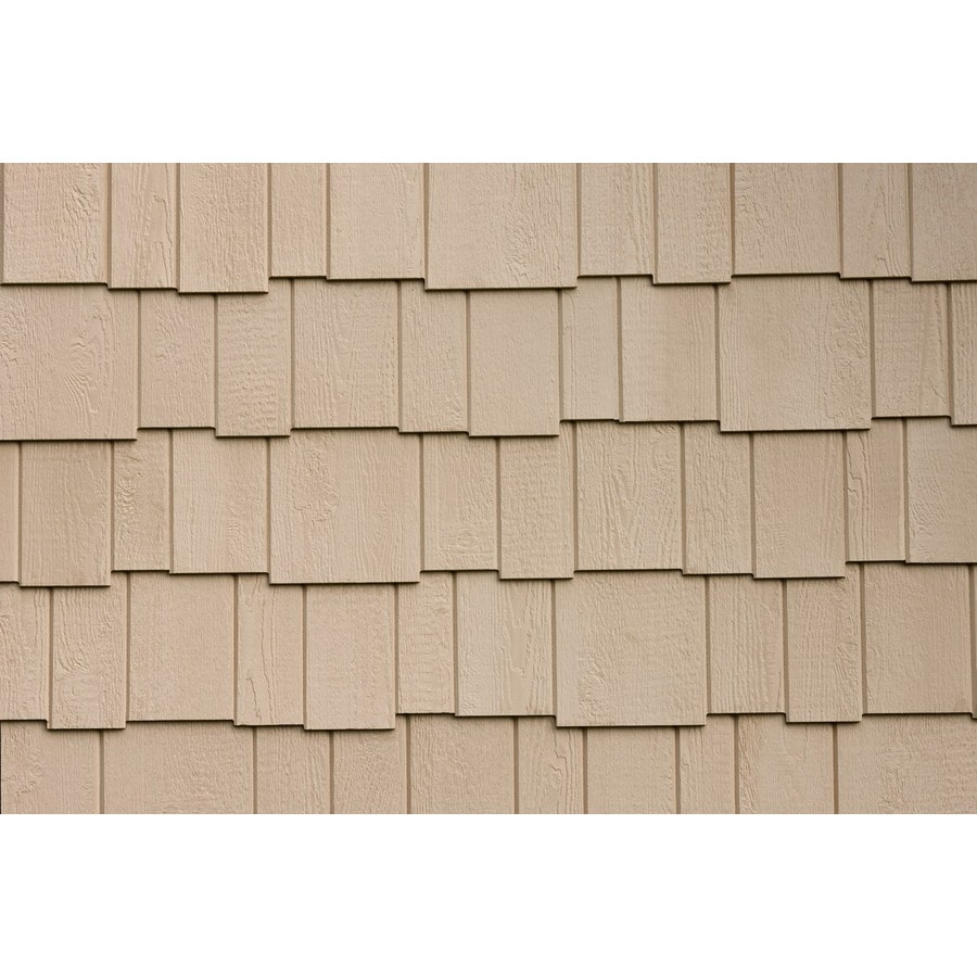 Primed Hardboard Untreated Wood Siding Shingles