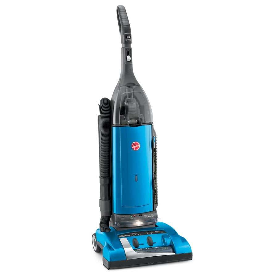 Hoover 12 Amp Bagged Upright Vaccum Cleaner