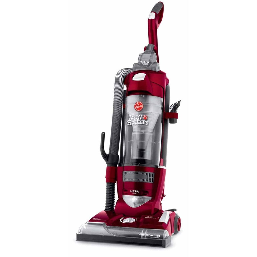 Marvelous Hoover 12 Amp Pet Cyclonic Upright Vaccum Cleaner