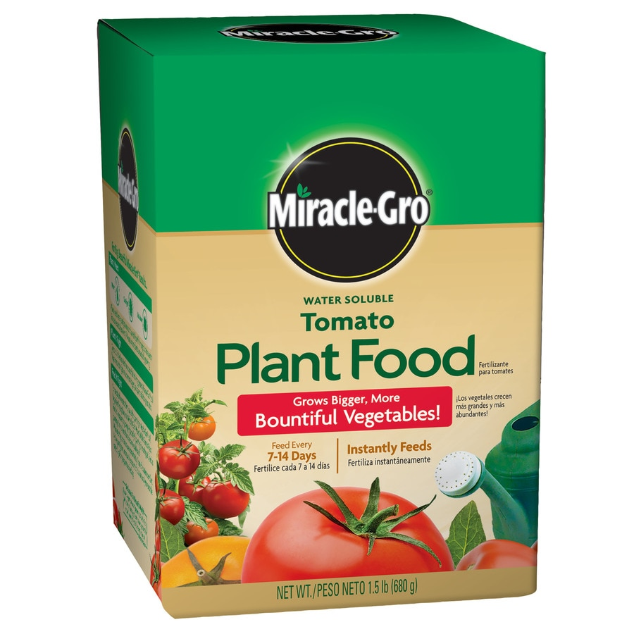 Miracle-Gro Tomato 1.5-lb Vegetable Food (18-18-21)