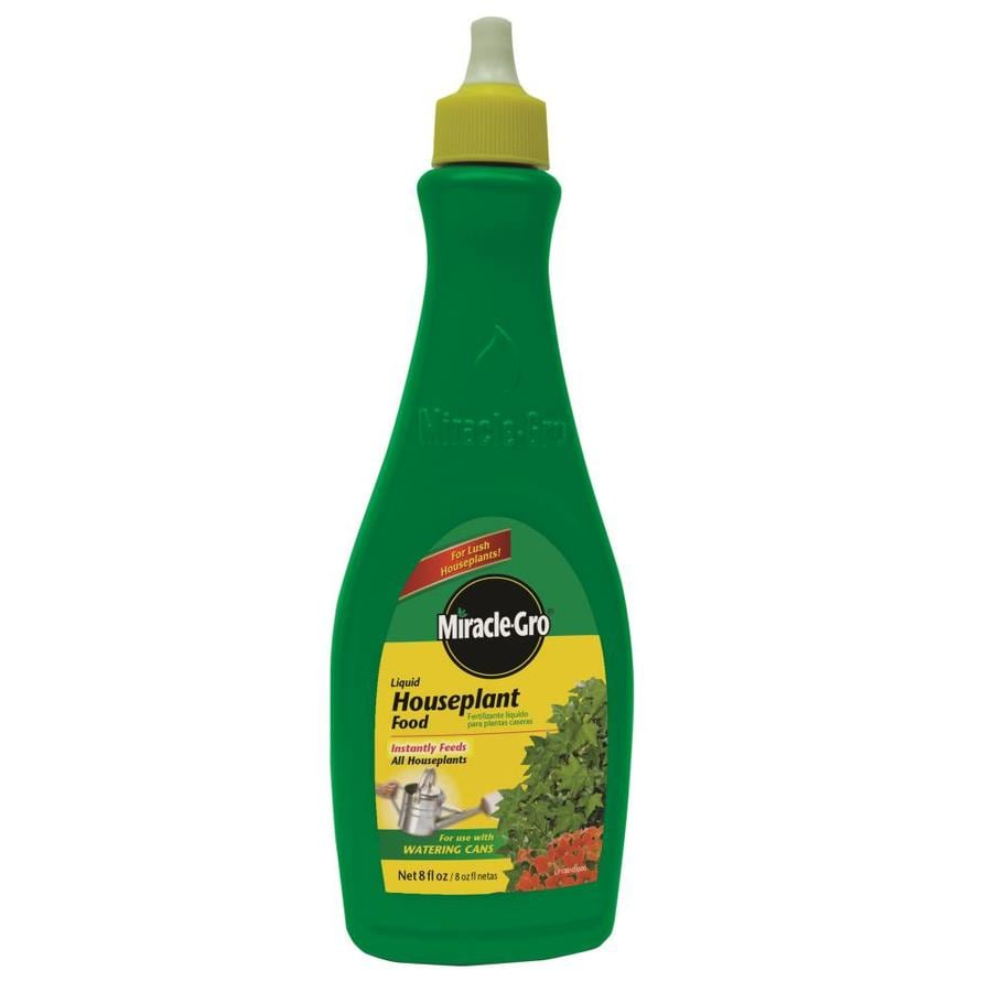 Miracle-Gro 8-oz Indoor Plant Food (8-7-6)