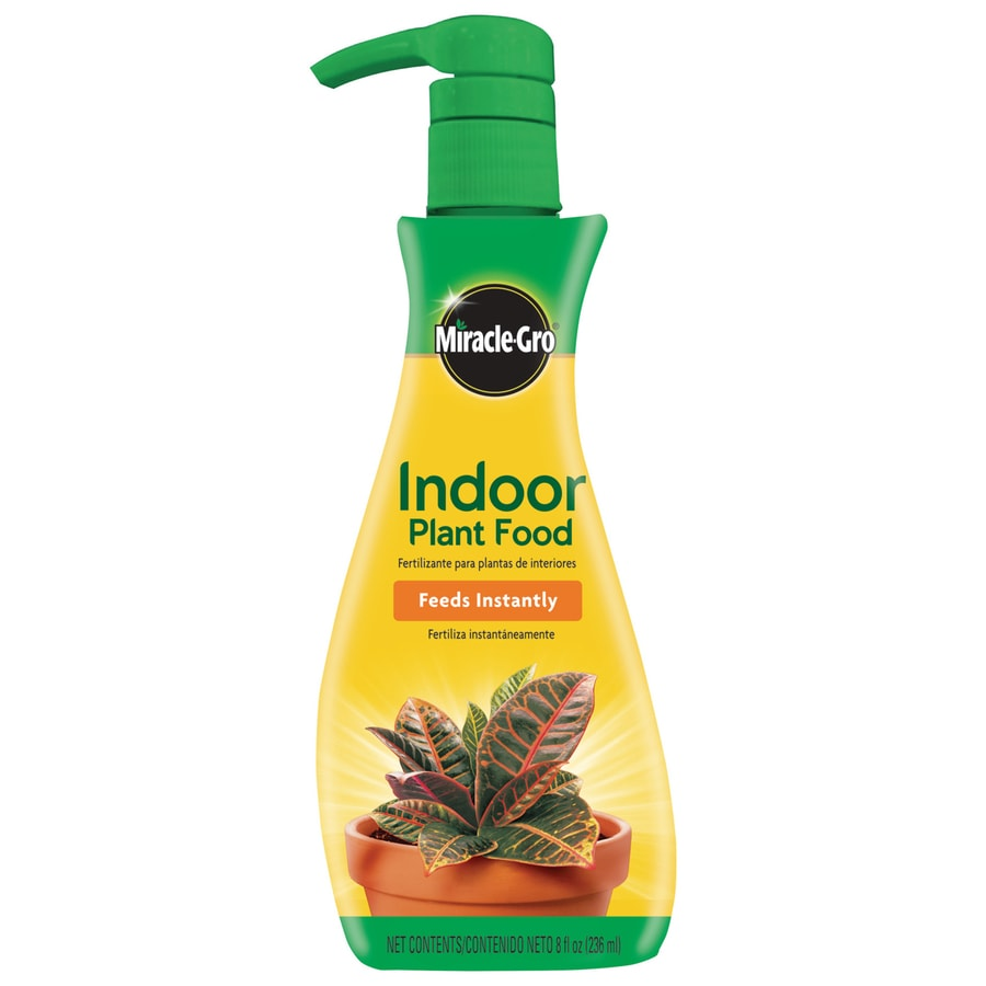 Miracle-Gro 8 fl oz Indoor Plant Food