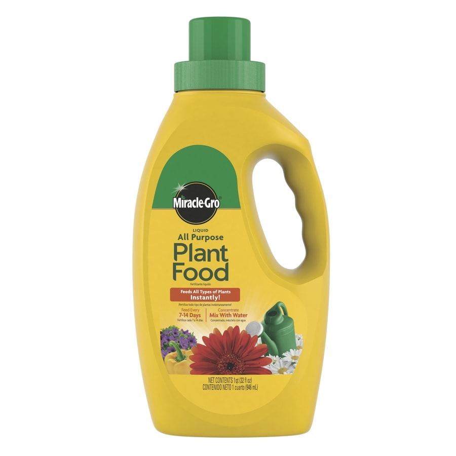 Miracle-Gro 1-Quart All Purpose Food