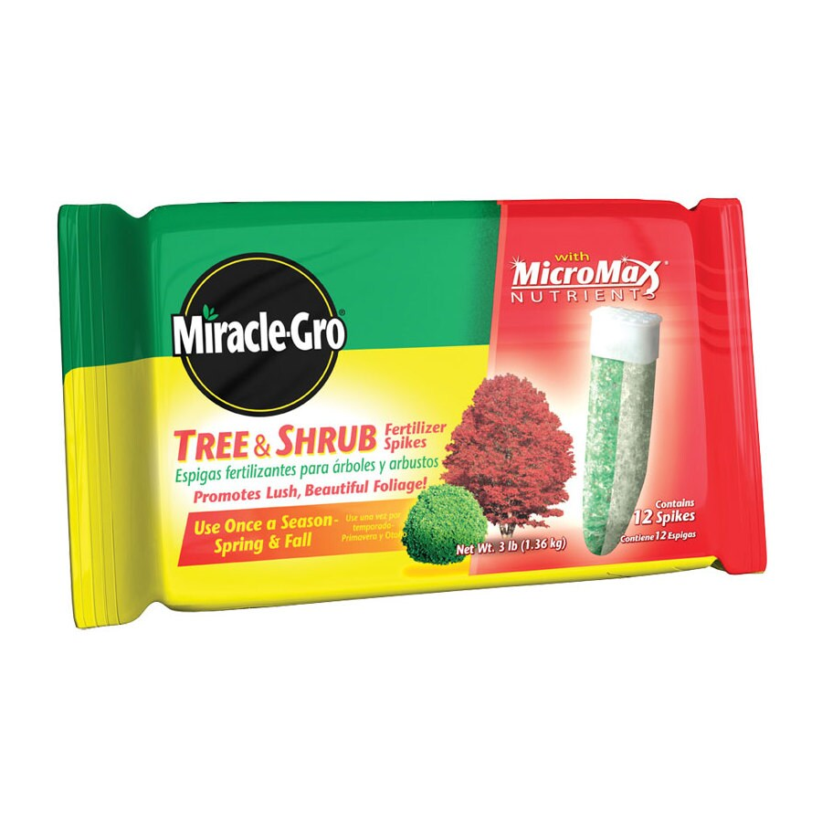 Miracle-Gro 12-Count Tree and Shrub Food (15-5-10)