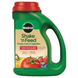 Miracle Gro Shake N Feed Tomato Fruits And Vegetables Plus Calcium 4 Lb