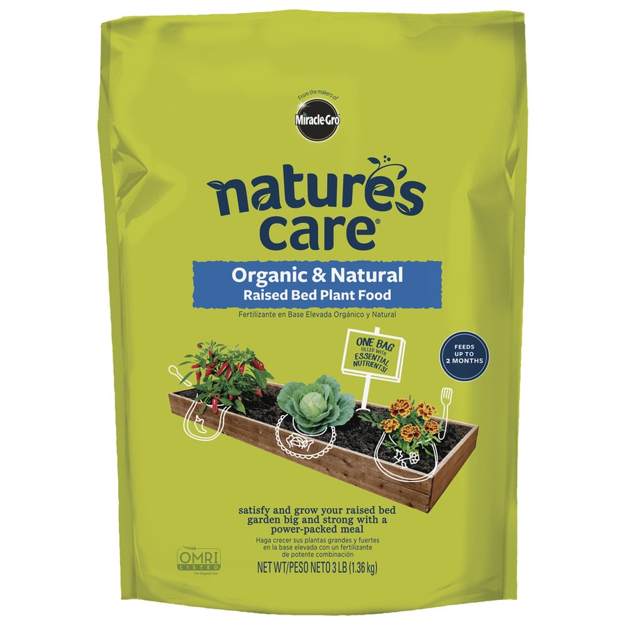 Miracle-Gro 3-lb Flower and Vegetable Food