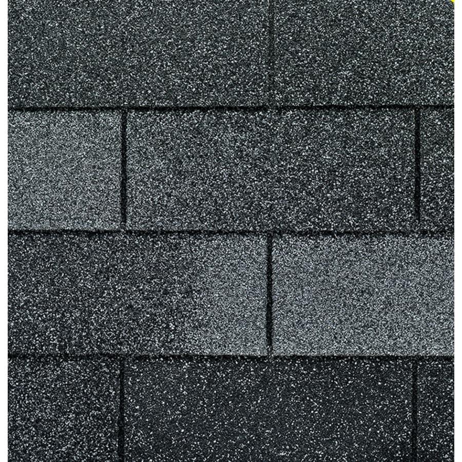 GAF Royal Sovereign 33.33-sq ft Nickel Gray Traditional 3-Tab Roof Shingles