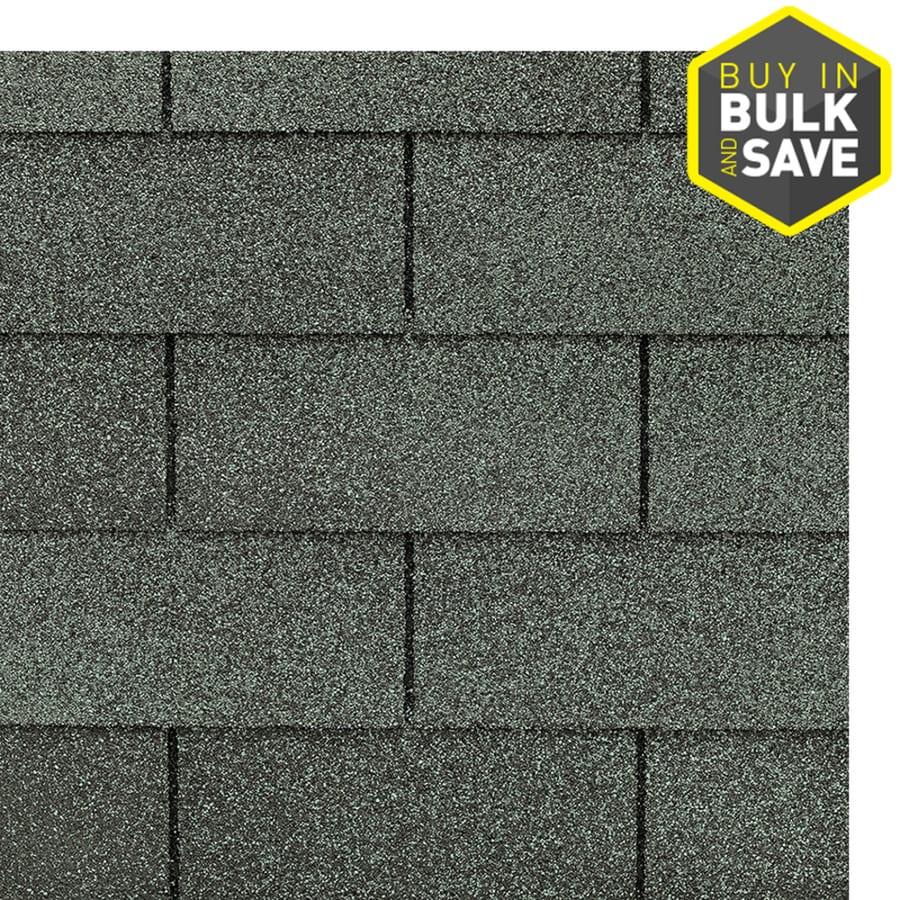 Gaf Royal Sovereign 33 33 Sq Ft Slate 3 Tab Roof Shingles At Lowes Com
