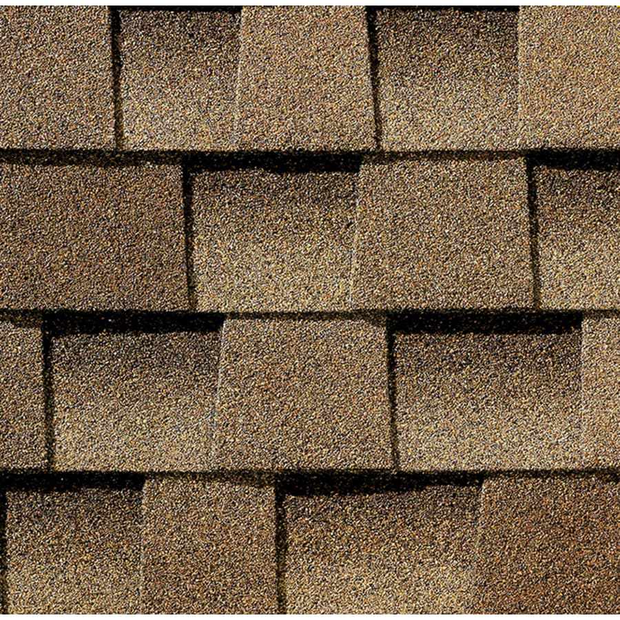 GAF Timberline HD 33.33-sq ft Shakewood Laminated Architectural Roof Shingles