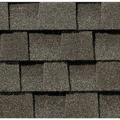 Timberline Natural Shadow 33 3 Sq Ft Weathered Wood Algae Resistant Laminated Architectural Roof Shingles