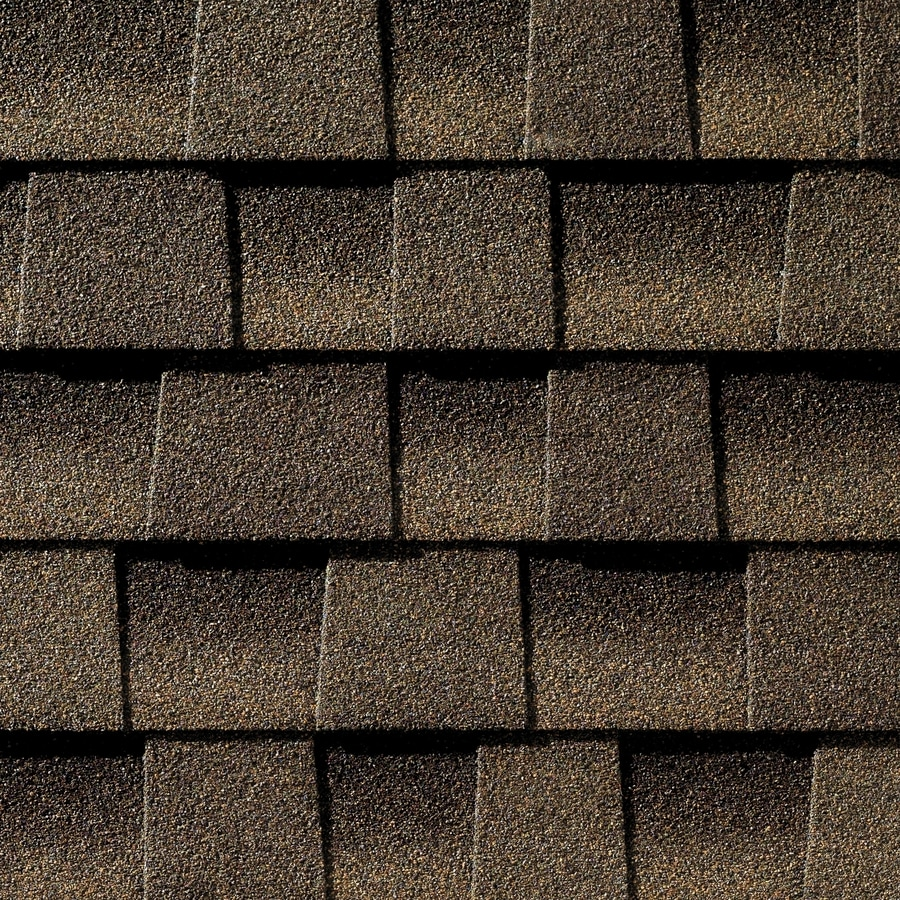 shingles timberline gaf architectural barkwood roof ultra laminated sq ft lowes accessories