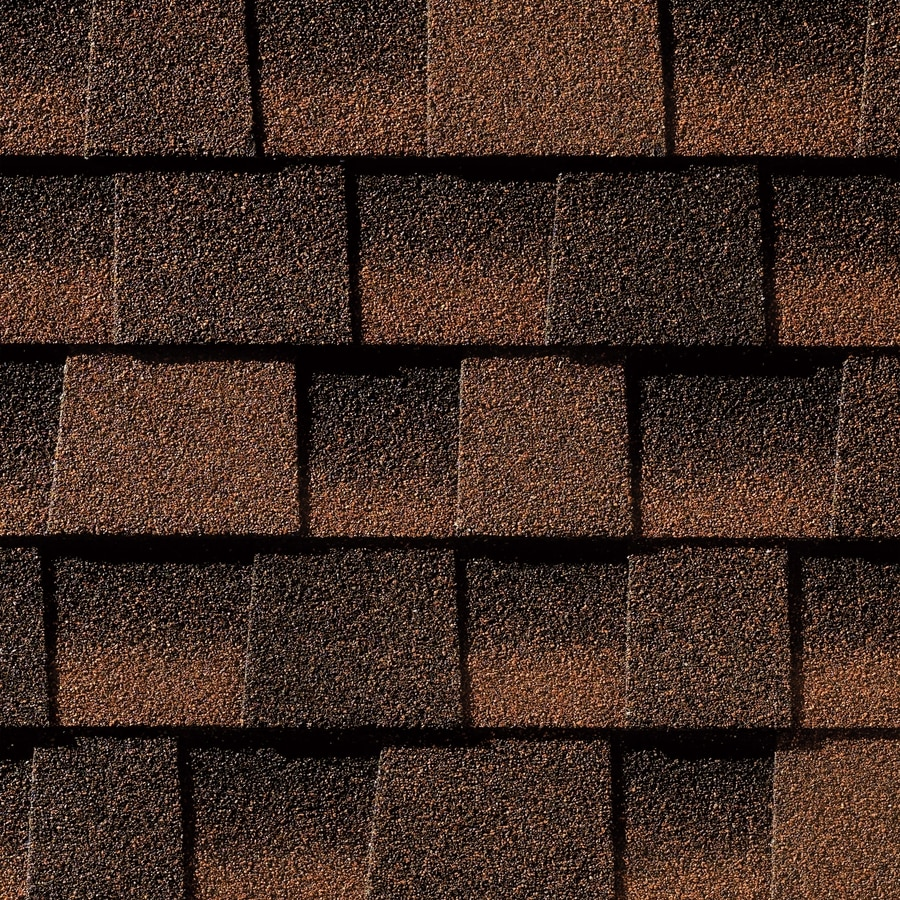 shingles gaf timberline hickory architectural roof ultra laminated lowes sq ft accessories