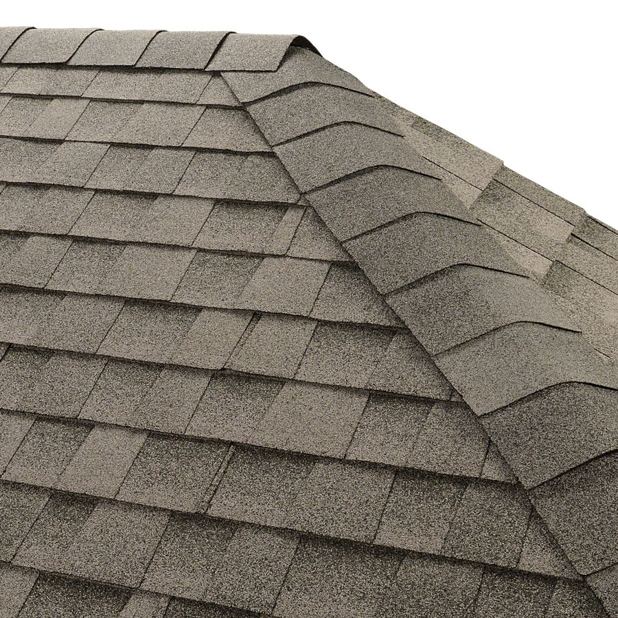 GAF Seal-A-Ridge 25 Na-Lin Ft Birchwood Hip & Ridge 0-Tab Roof Shingles