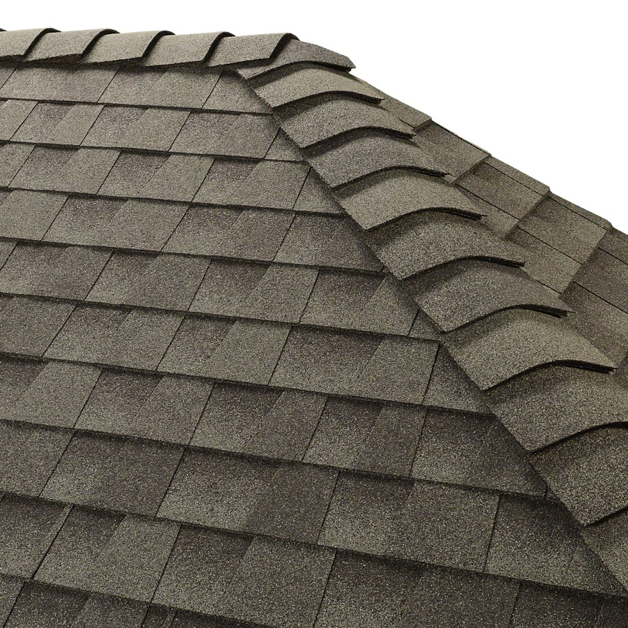 Z Ridge 33-lin ft Slate Hip and Ridge Roof Shingles