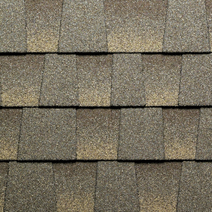 shingles barkwood timberline gaf architectural roof cool laminated sq ft lowes
