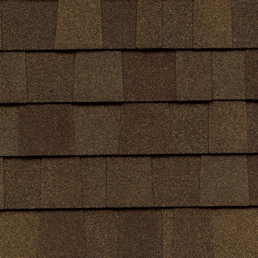 GAF Timberline American Harvest 33.33-sq ft Adobe Snset Laminated Architectural Roof Shingles