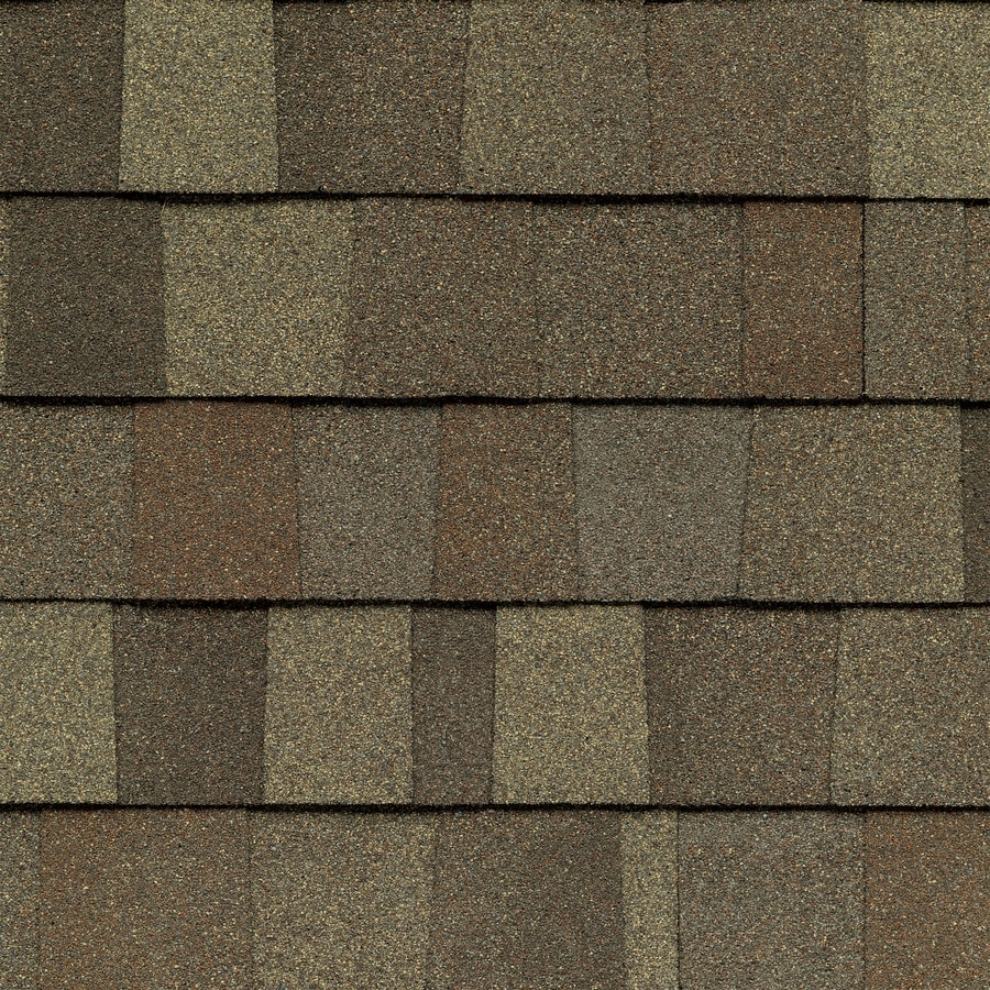 GAF Timberline American Harvest 33.33-sq ft Golden Harvest Laminated Architectural Roof Shingles