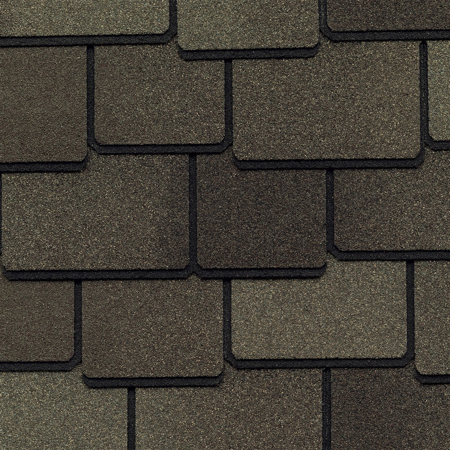 Pictures of roof shingles - Gaf Woodland 25 Sq Ft Cedarwood Abbey Laminated Architectural Roof Shingles