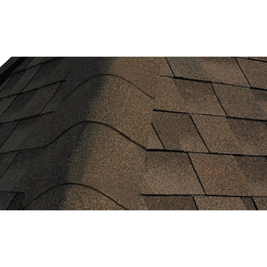 GAF Seal-A-Ridge 25-lin ft Seal-A-Ridge Adobe Sunset Hip and Ridge Roof Shingles