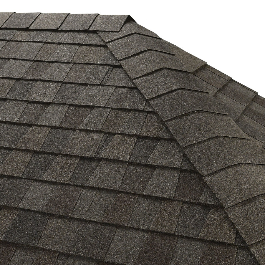 GAF Seal-A-Ridge 25-lin ft Appalachian Sky Hip and Ridge Roof Shingles