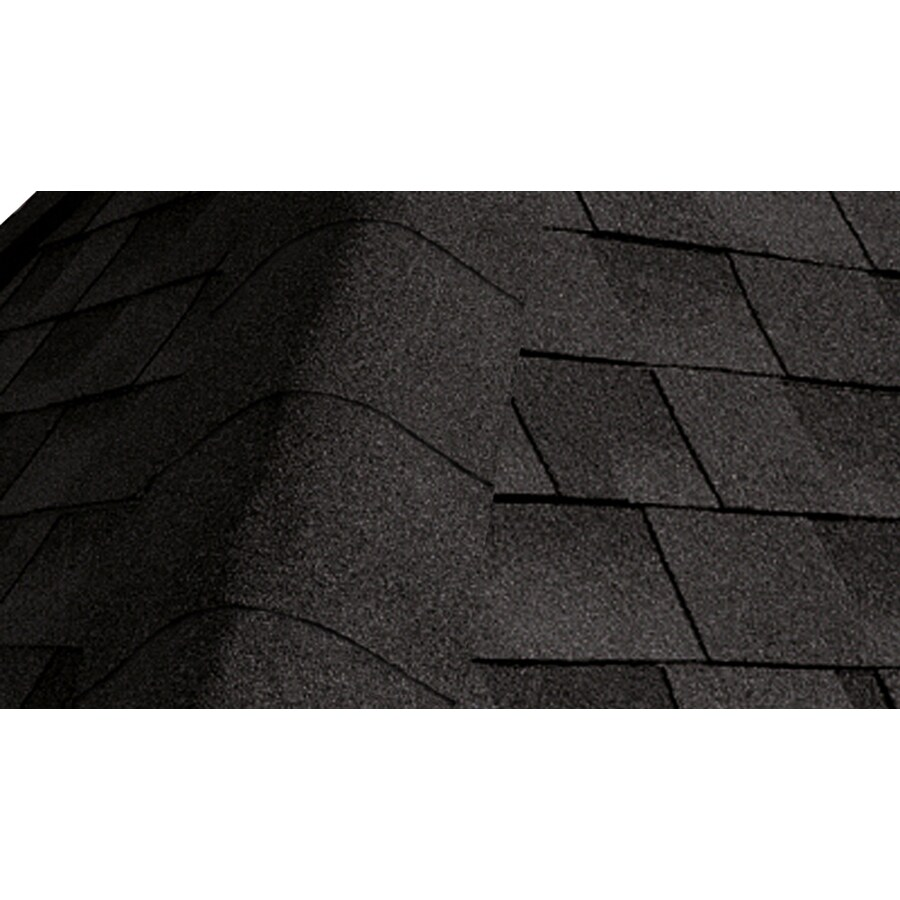 GAF Seal-A-Ridge 25-lin ft Seal-A-Ridge Brandywine Dusk Hip and Ridge Roof Shingles