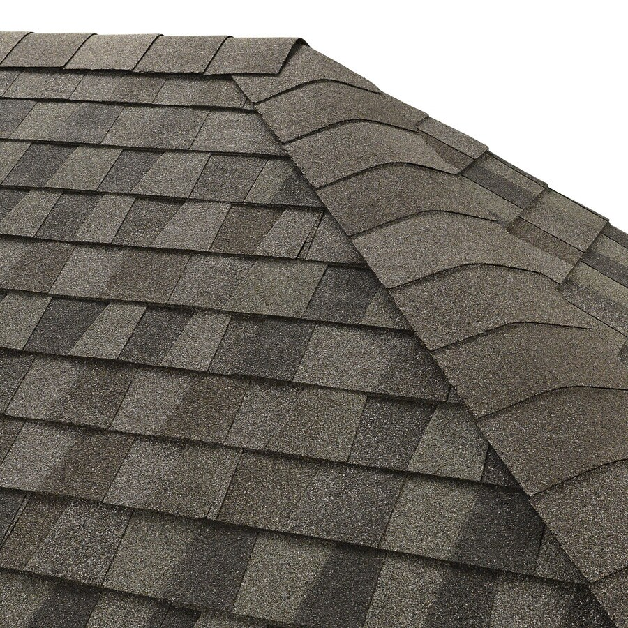 GAF Seal-A-Ridge 25 Na-Lin Ft Nantucket Morning Hip & Ridge 0-Tab Roof Shingles
