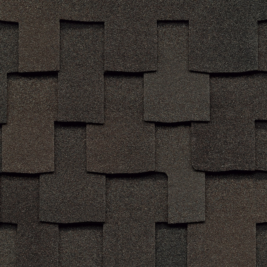 GAF Grand Sequoia IR 20-sq ft Dusky Gray Laminated Architectural Roof Shingles