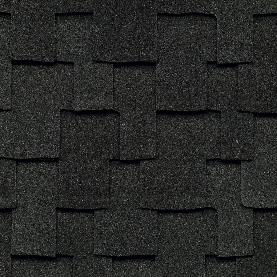 gaf shingles lowes shop gaf grand sequoia ir 20 sq ft charcoal laminated 1150