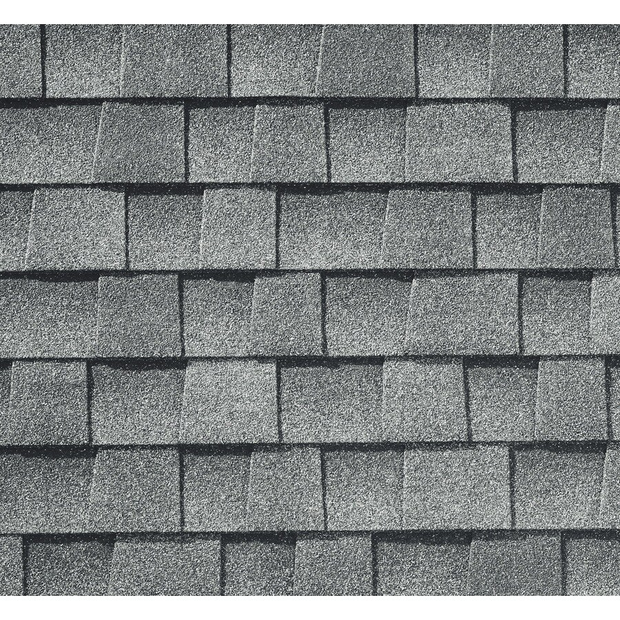 GAF Timberline Natural Shadow 33-sq ft Driftwood Laminated Architectural Roof Shingles