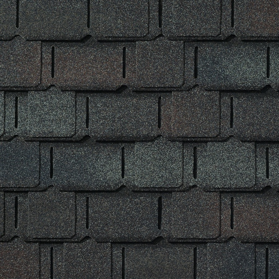 Gaf Camelot Ii 14 Sq Ft Royal Slate Laminated