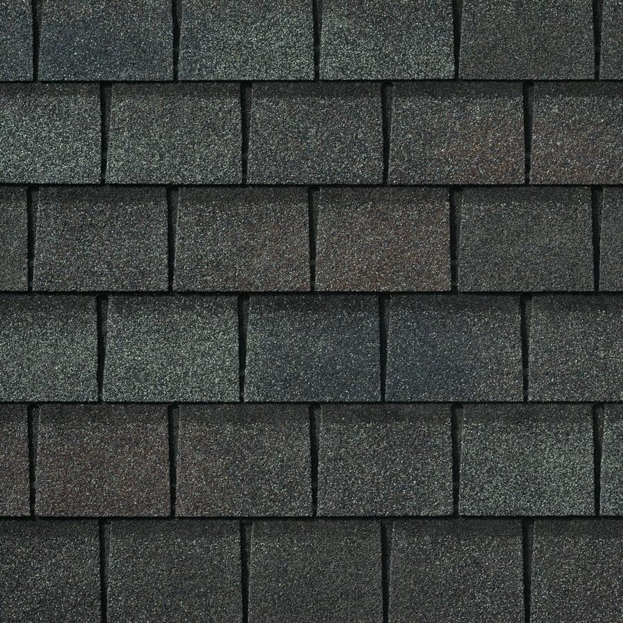 GAF Slateline 25-sq ft Royal Slate Laminated Architectural Roof Shingles