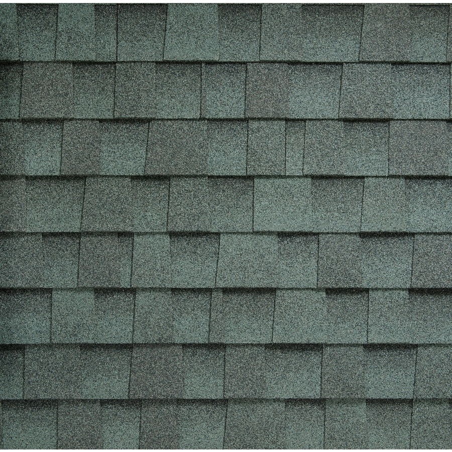 GAF Timberline HD Reflector 33.33-sq ft Coastal Slate Laminated Architectural Roof Shingles
