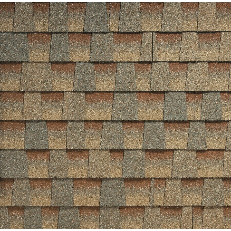GAF Timberline HD Reflector 33.33-sq ft Copper Canyon Laminated Architectural Roof Shingles